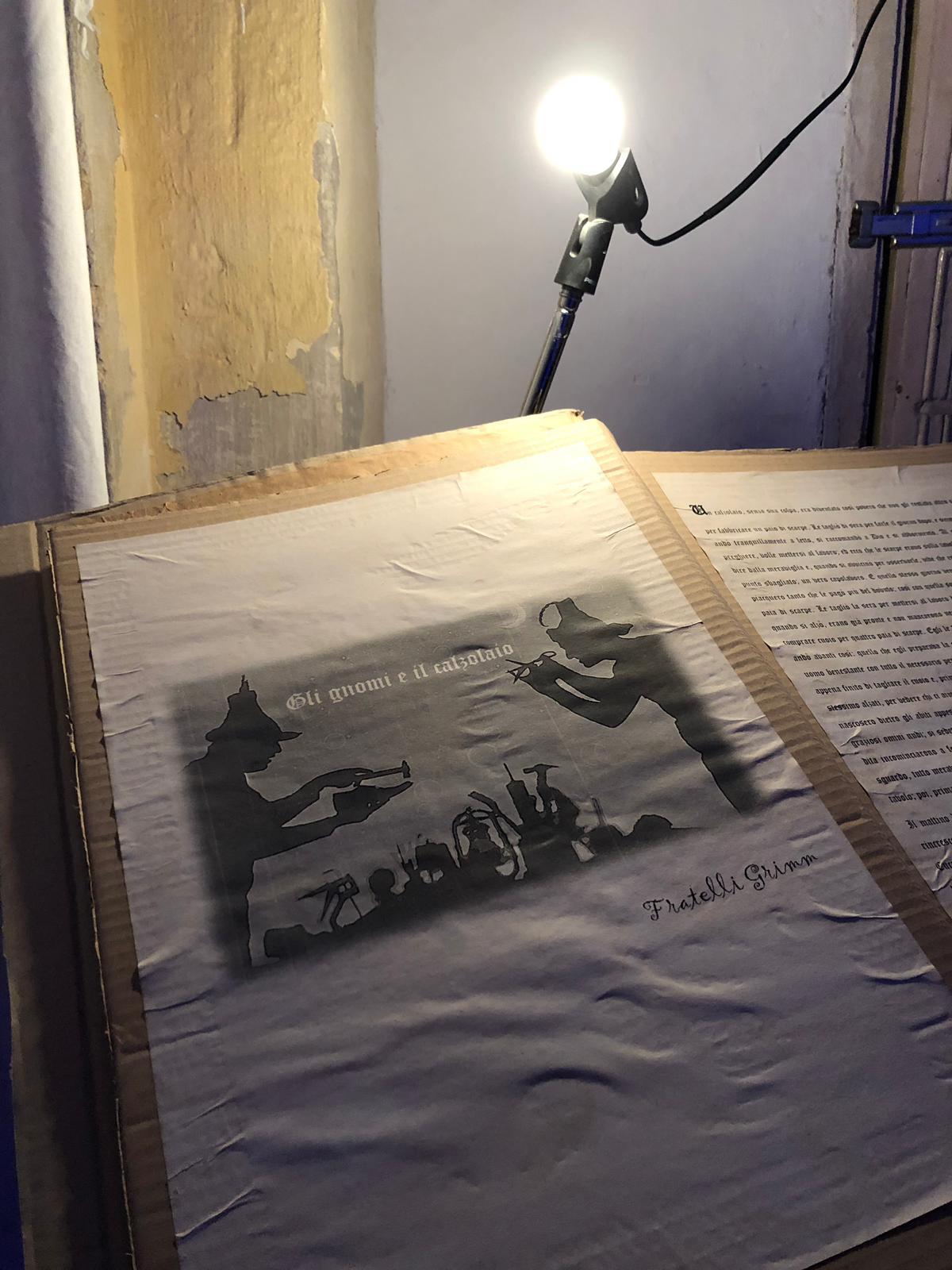 'Casa don Puglisi', inaugurati il Presepe della città e il percorso di luce