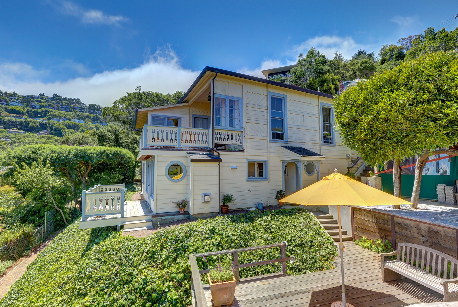 625 Locust Street Sausalito Sold Off MLS In 5 Days
