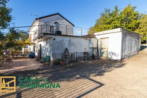 Vista casa di campagna Pratella (12)