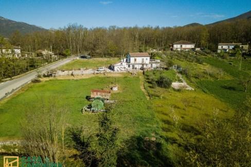 Vista casa di campagna Pratella (14)