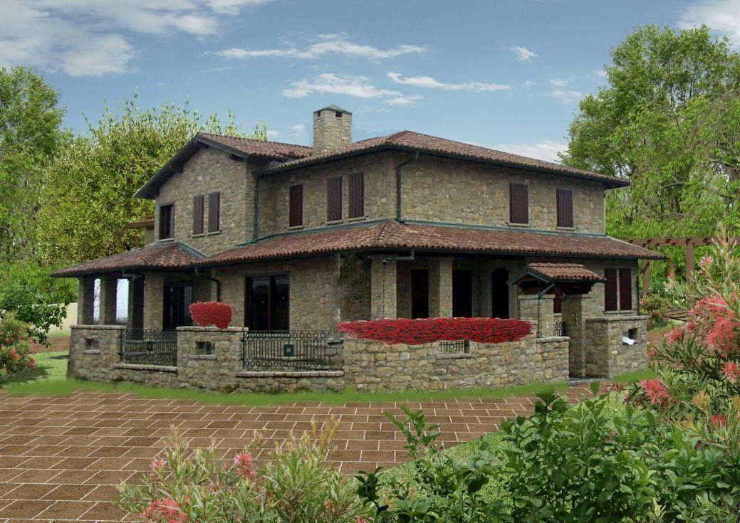Offerta casa in biopietra  Casa Ecolegno