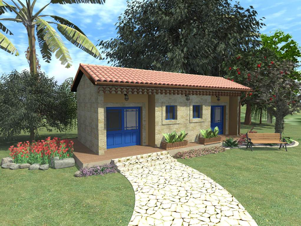Case prefabbricate legno  Case cemento  Case Mobili