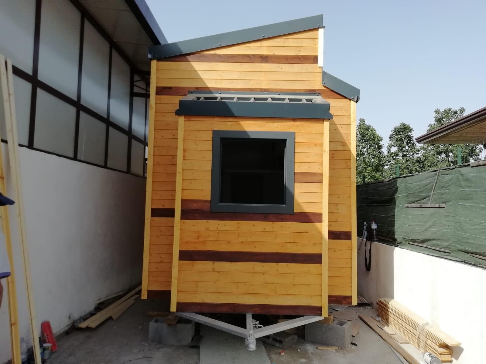 Casa Mobile Prefabbricata