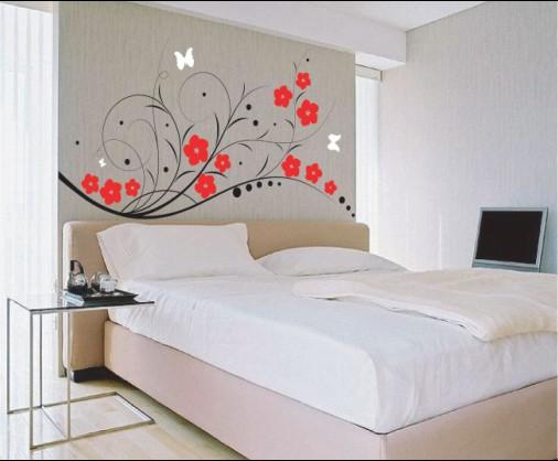 Decorazioni adesive per pareti