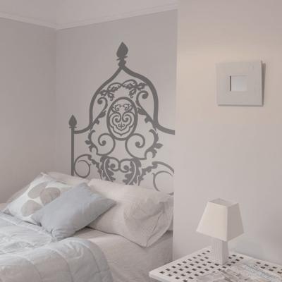 Decora personalmente il tuo letto con il design che meglio si adatta alla tua personalità. Stickers Testiera Del Letto