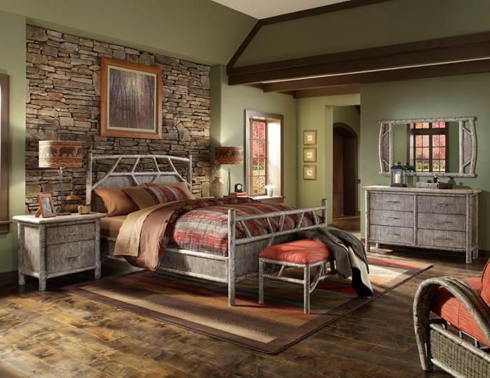 Come rendere piacevole elegante camera da letto stile country scelta del letto arredi materiali colori decorazioni ambiente accogliente esempi foto. Camera Da Letto 10 Idee Di Stile