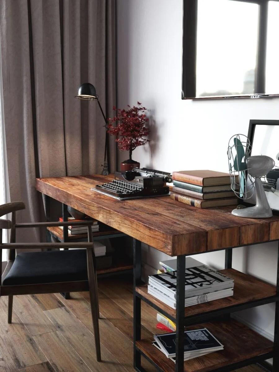 arredare lo studio in stile country | loberon. 10 Idee Per Arredare L Angolo Studio Con Stili Diversi