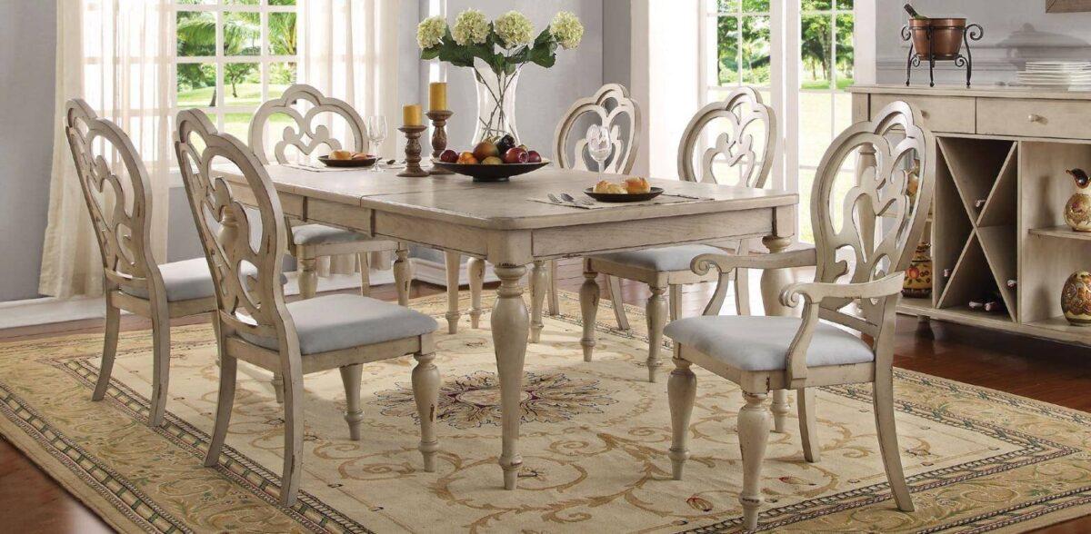 Arredare provenzale tavoli e sedie. Scegliere Tavolo E Sedie In Stile Provenzale La Guida Completa