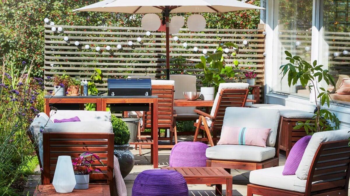 Visualizza altre idee su sedie da giardino, ikea, mordente per legno. Ikea Catalogo 2021 Arredo Balcone