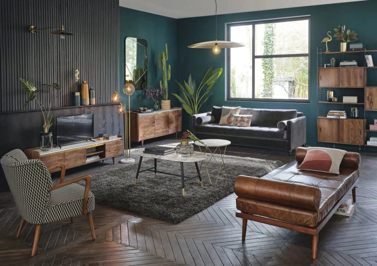 Uno stile che si adatta benissimo a vari tipi di ambienti come case, loft, uffici e negozi. Maisons Du Monde Arredi In Stile Contemporaneo