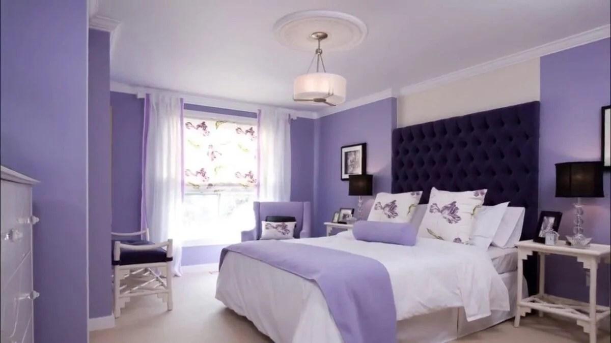 Il colore lilla è molto indicato per le camere da letto perché è distensivo e può riuscire nel realizzare una zona pacifica e rilassante. Pareti Lilla Per La Camera Da Letto
