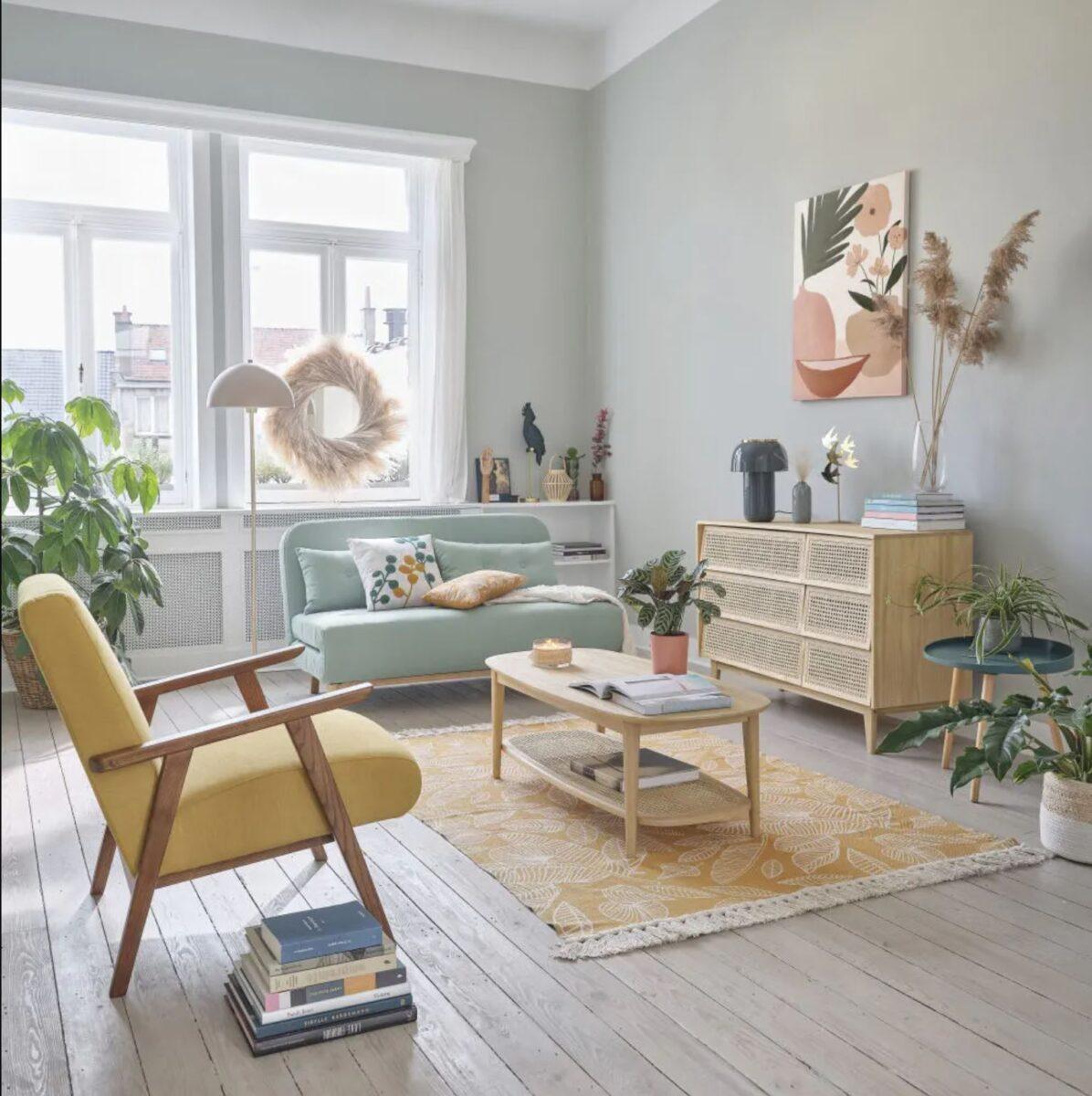 Dotato di 2 posti, è un autentico invito al relax, sia in forma divano che in versione letto supplementare. Maisons Du Monde Novita Divani 2021