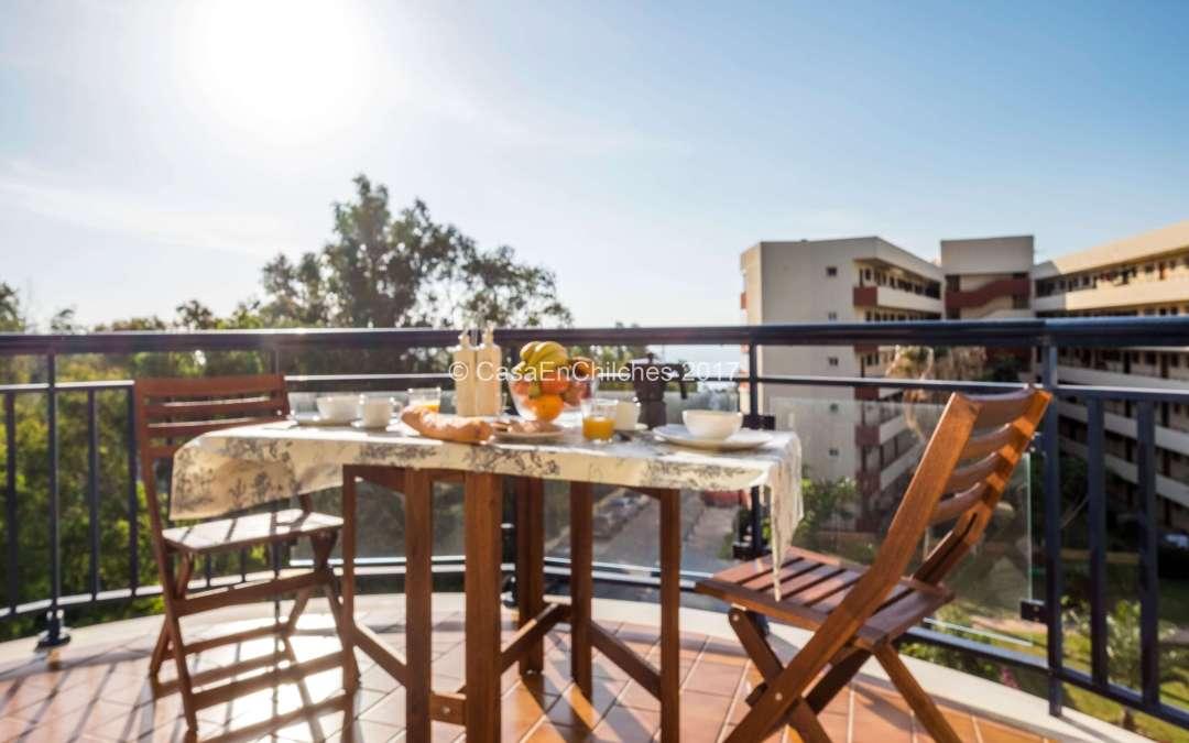 Nuevo look del apartamento Vistas de Benajarafe