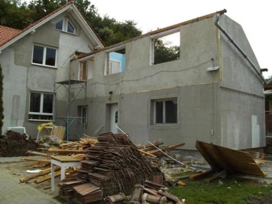 Demolarea acoperisului