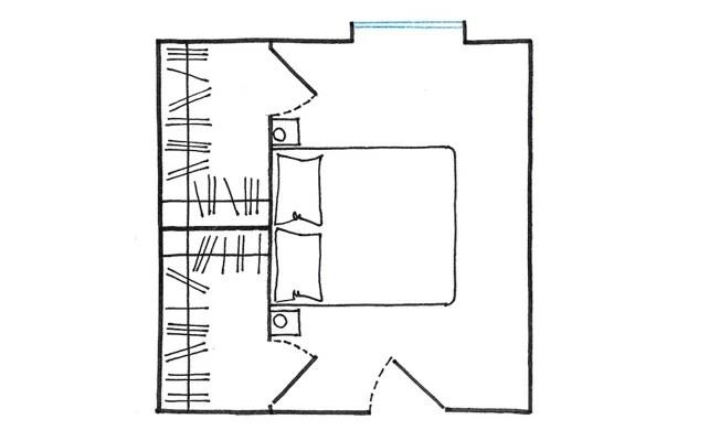 La cabina armadio 10 progetti a seconda della tua camera  CASAfacile