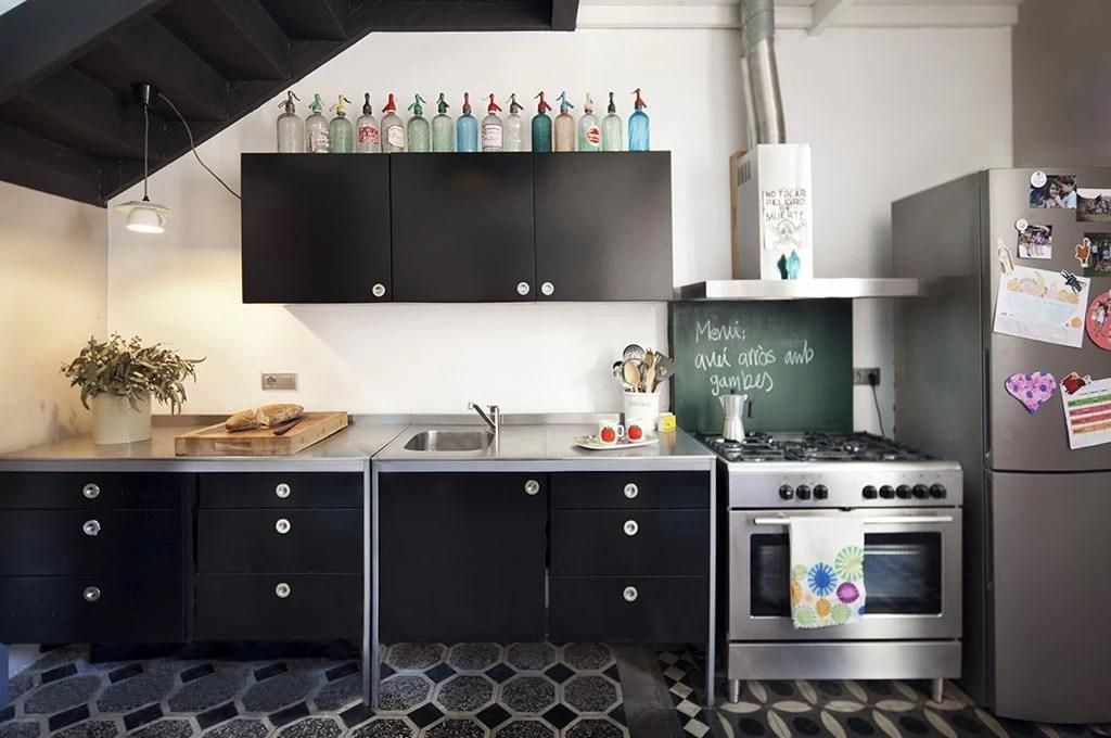 7 buone ragioni per scegliere la cucina nera  CASAfacile