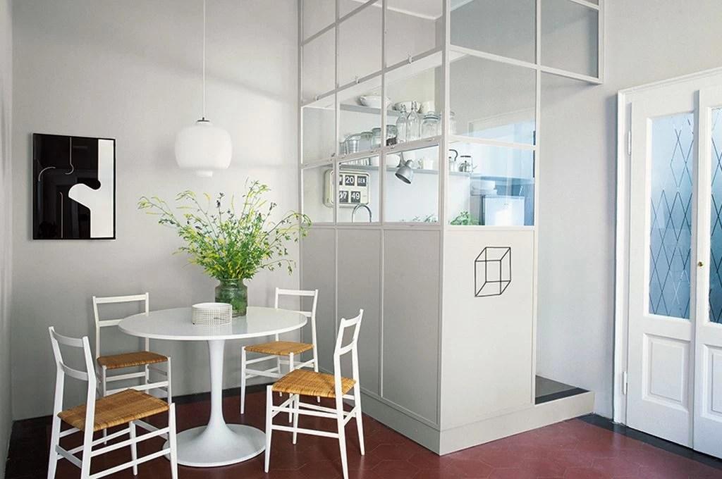 Crea una stanza nella stanza con le pareti vetrate  CASAfacile