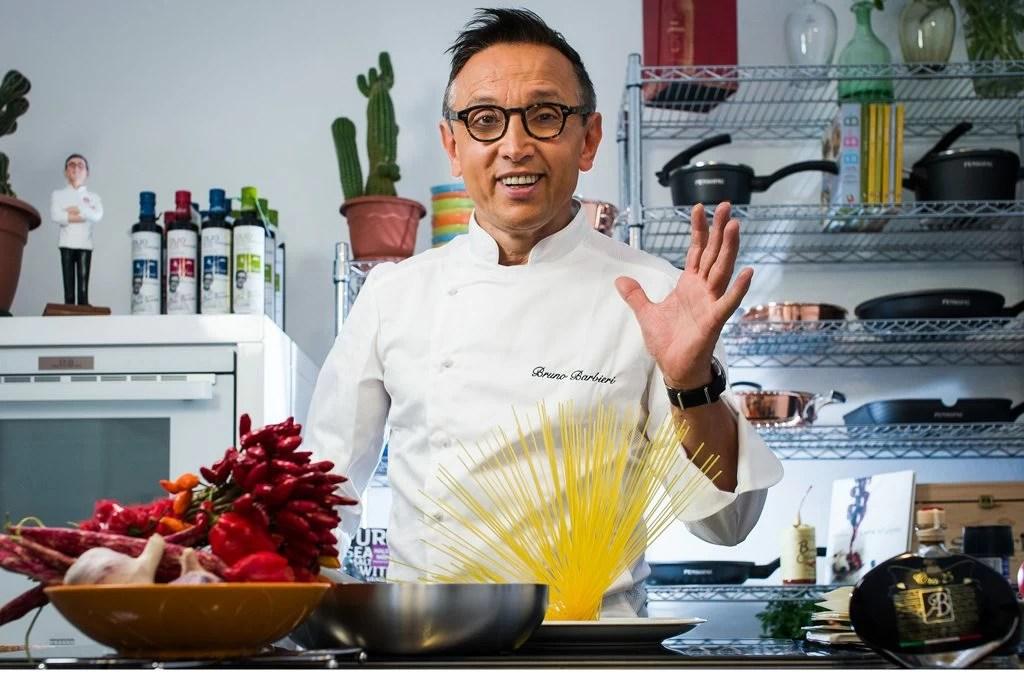 Chef CasaFacile intervista Bruno Barbieri  CASAfacile