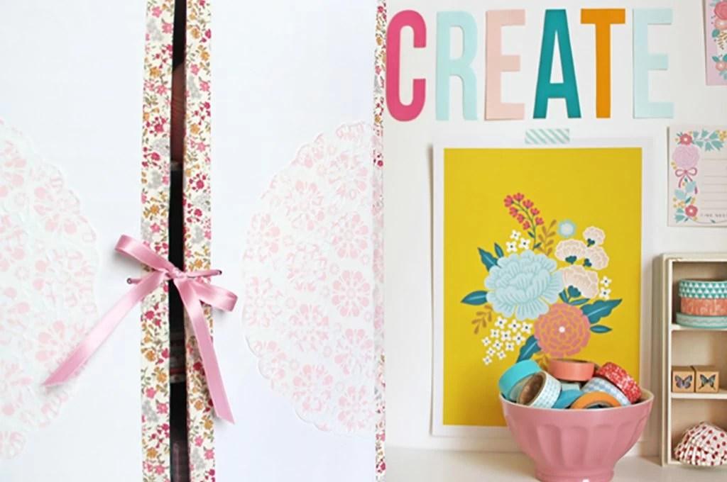 Workshop creativo come realizzare un piccolo armadietto di cartone  CASAfacile