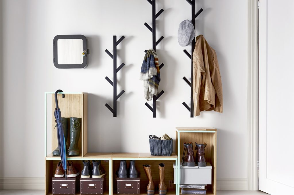 15 attaccapanni di design perfetti per ogni stanza  CASAfacile