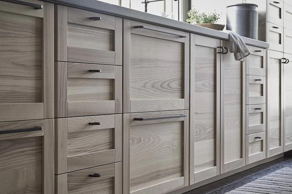 Novit Ikea le nuove ante in legno per la cucina  CASAfacile