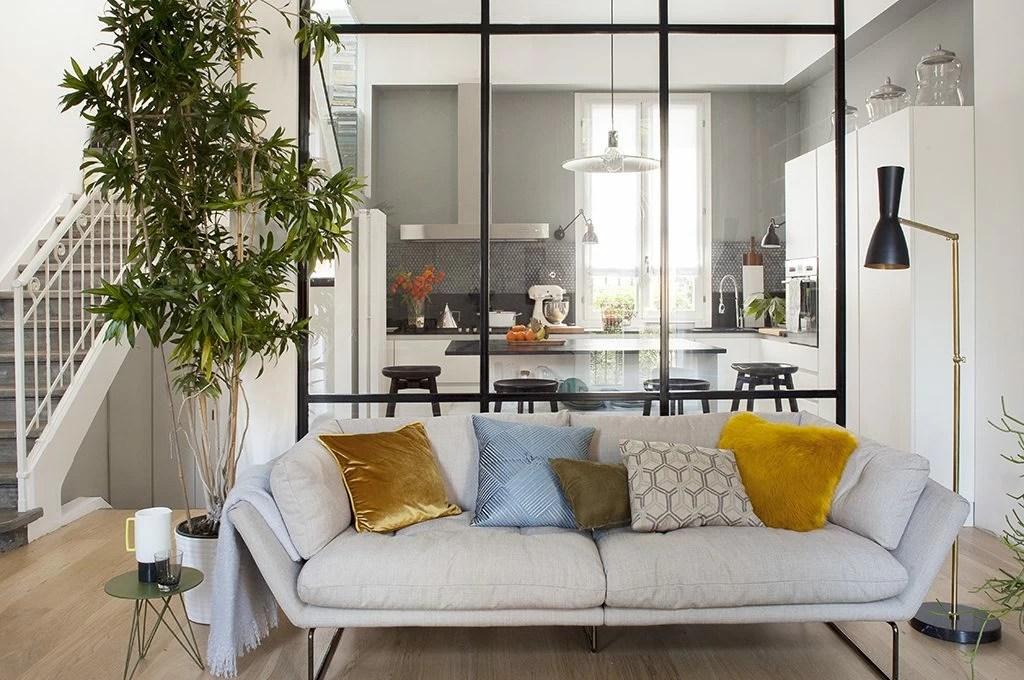 Quando soggiorno e cucina sono un unico ambiente, puoi adottare due strategie: Open Space Come Dividere Cucina E Soggiorno Casafacile
