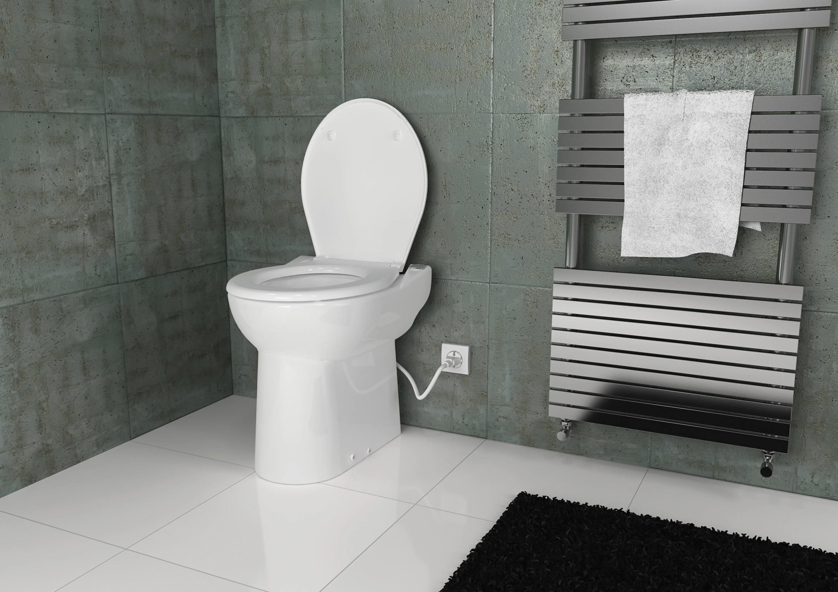 Sanicompact di Sanitrit il wc che crea un bagno nuovo e