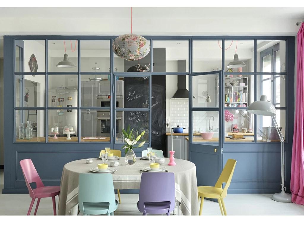 Dividere soggiorno e cucina con una vetrata  CASAfacile