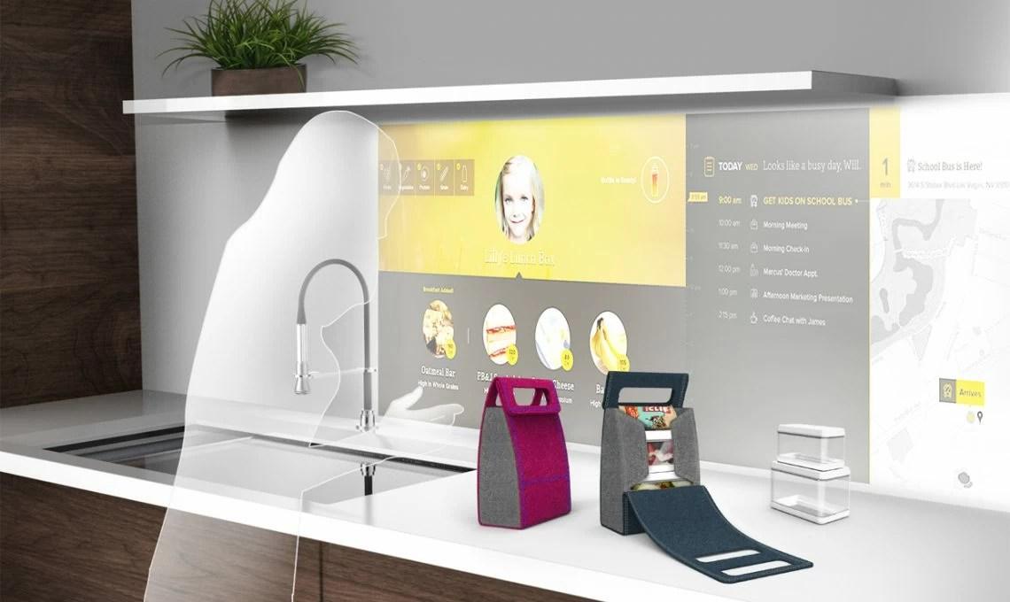 La cucina del futuro le novit del Salone del mobile 2016