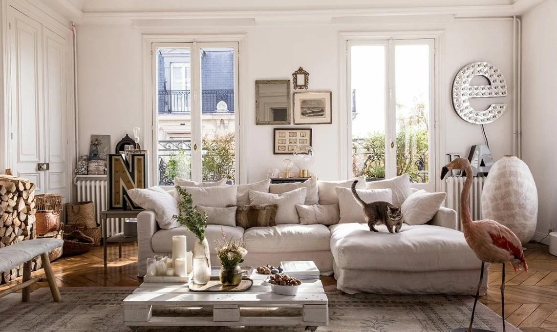 Il divano realizzato con i pallet e tante altre idee per