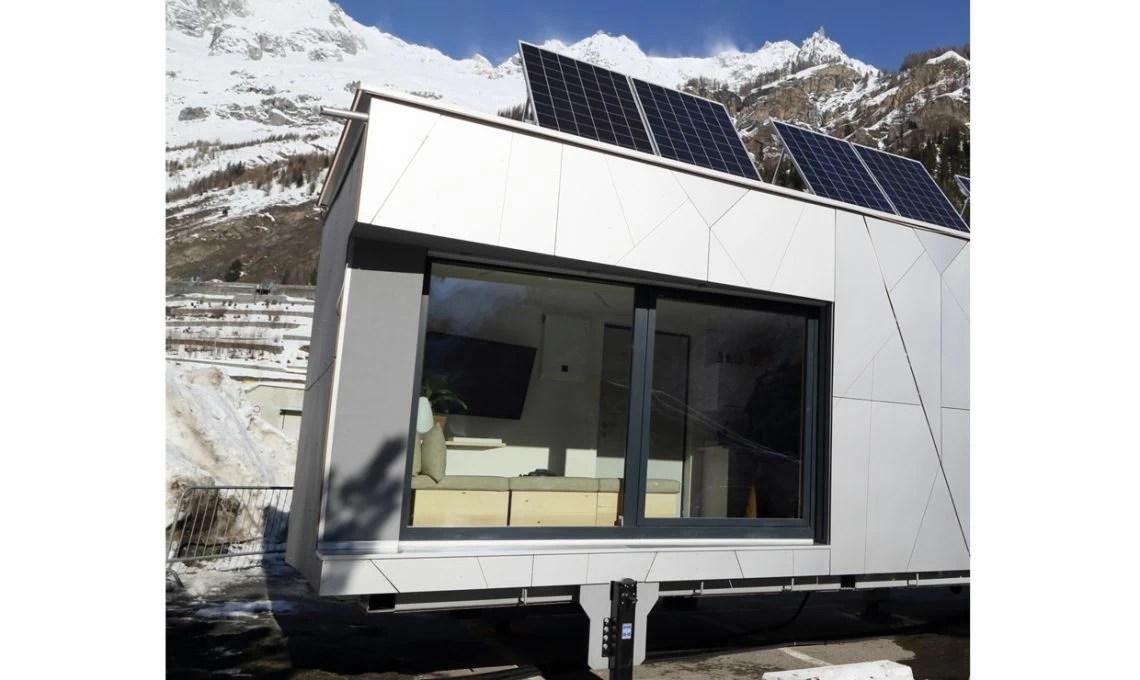 Biosphera 20 la casa energeticamente autonoma  CASAfacile