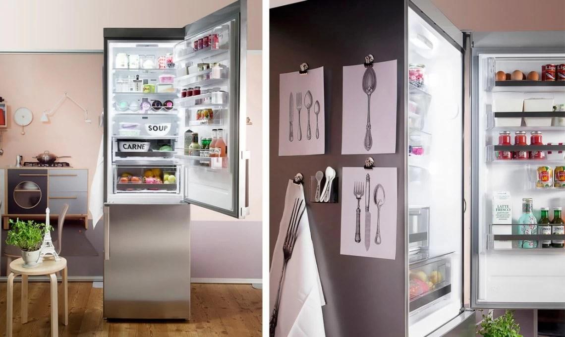 Come organizzare il tuo frigorifero e conservare