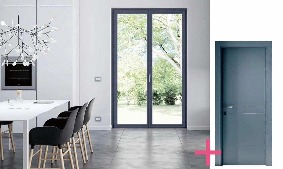 Guida pratica per scegliere porte e finestre  CasaFacile