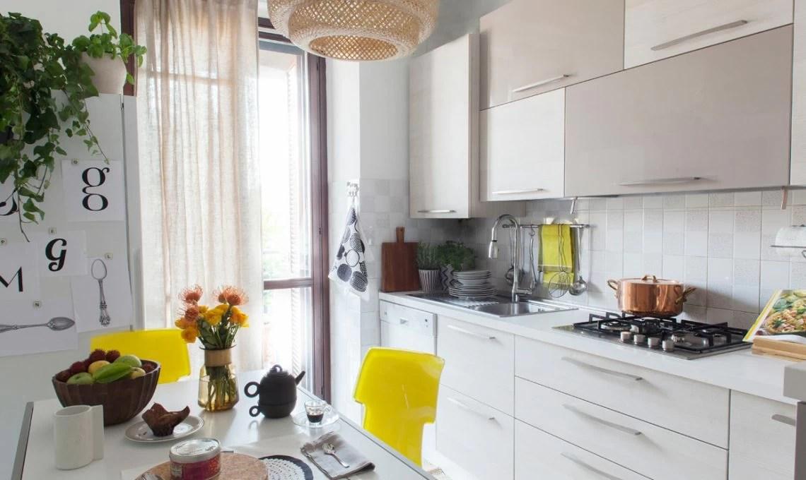 10 trucchi per pulire la cucina con laceto  CASAfacile