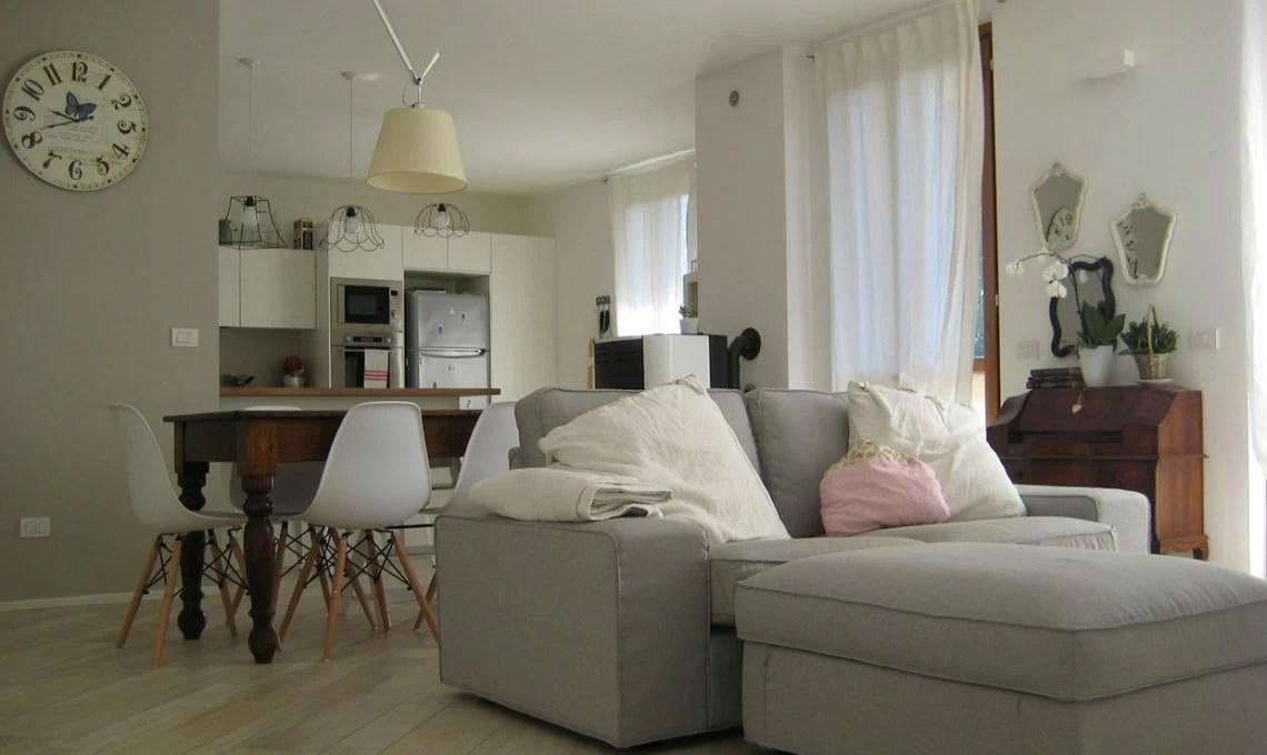 Arredare una casa tutta in bianco  CASAfacile