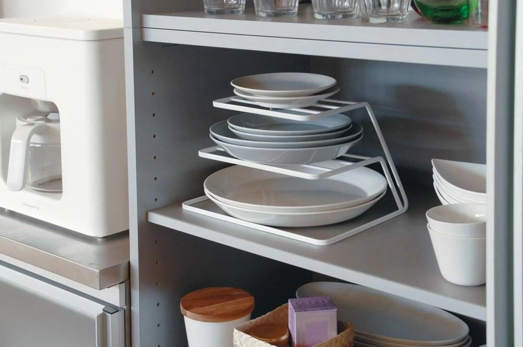 18 accessori salvaspazio per la cucina  CASAfacile