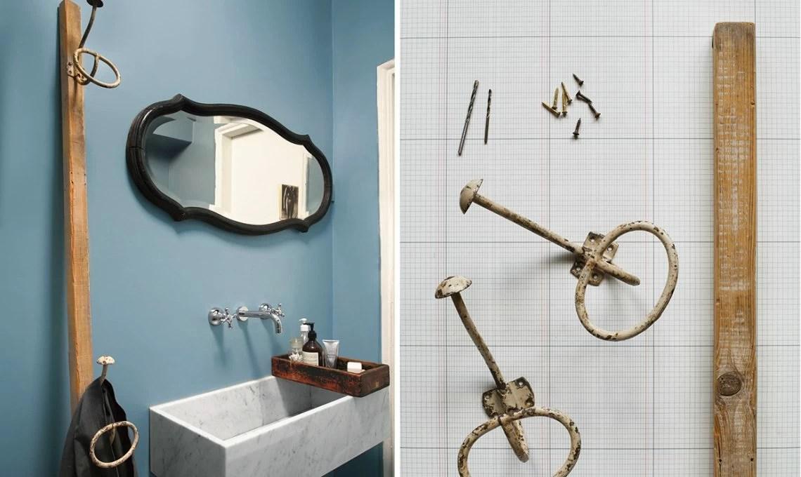 Con l'aiuto di un metro, prendi attentamente le misure della larghezza e dell'altezza dello specchio; Come Ristrutturare Il Bagno Con Il Colore E Idee Fai Da Te Casafacile