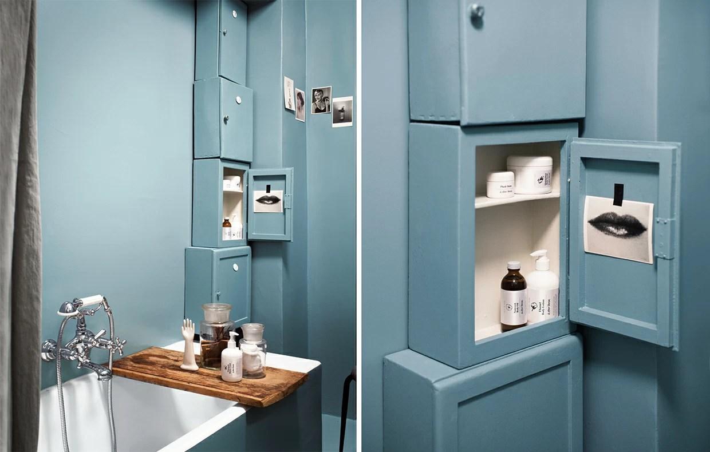 Come ristrutturare il bagno con il colore e idee faidate