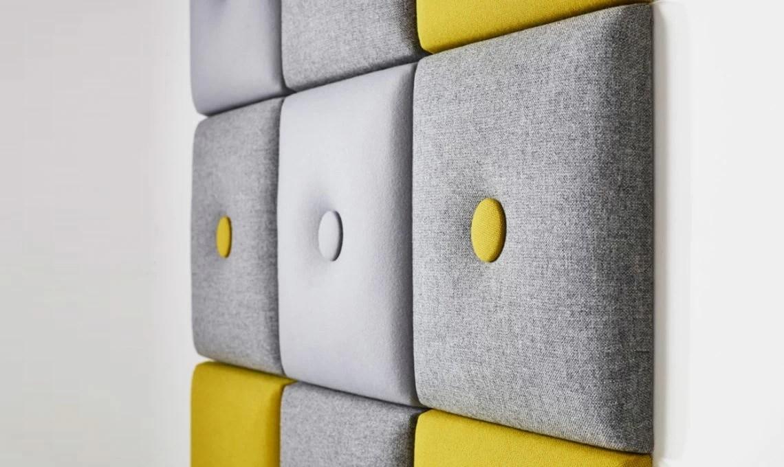 10 pannelli fonoassorbenti di design per la casa e l