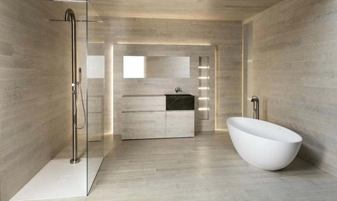 8 tecnorivestimenti per il bagno belli e funzionali
