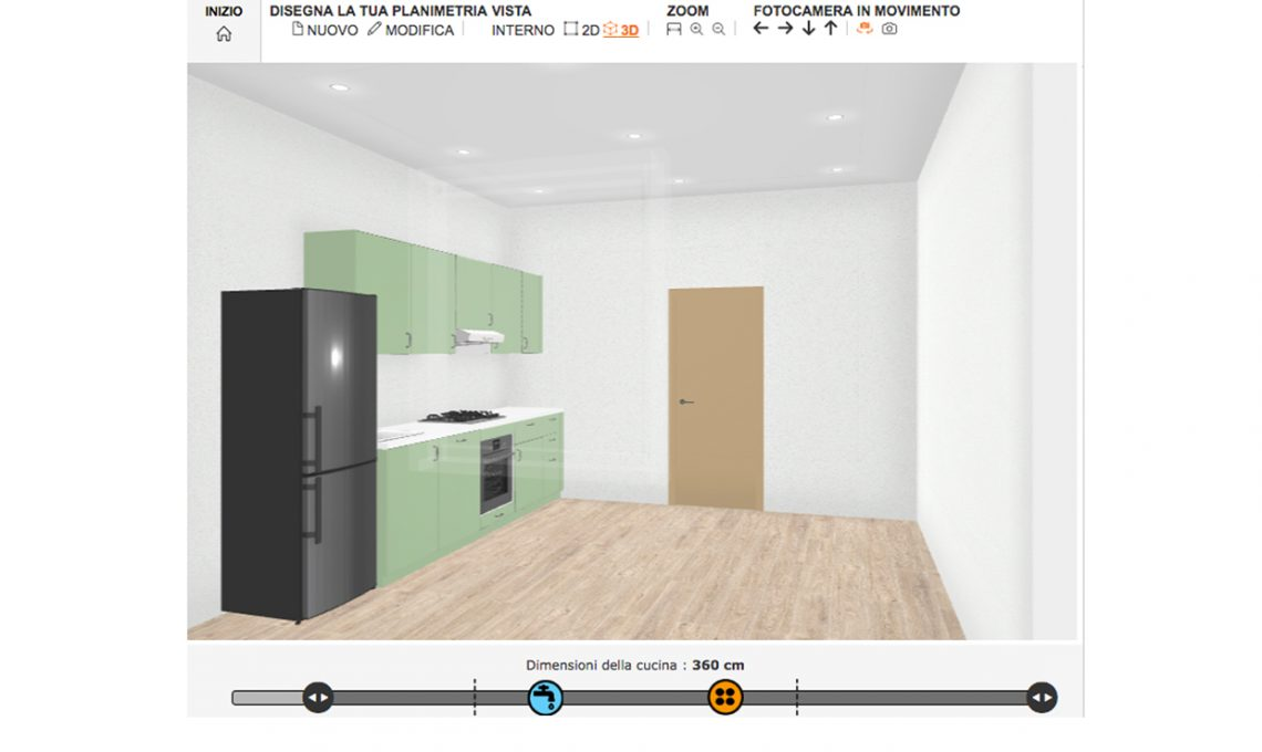 Ikea Progetta Cucina - Idee per la progettazione di ...