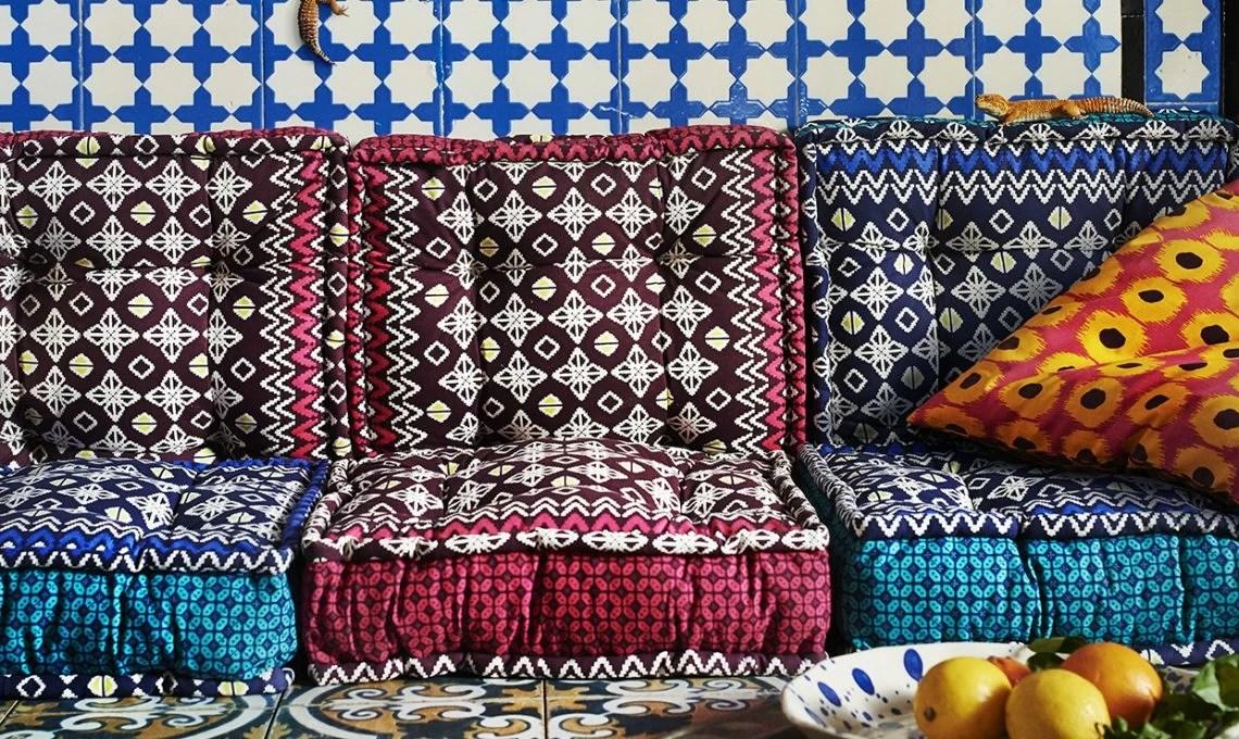 Ispirazioni etniche per la nuova collezione Jassa di Ikea