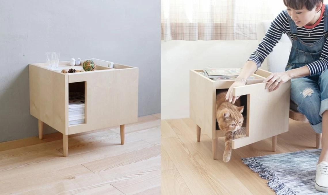 10 arredi e accessori di design per cani e gatti  CasaFacile