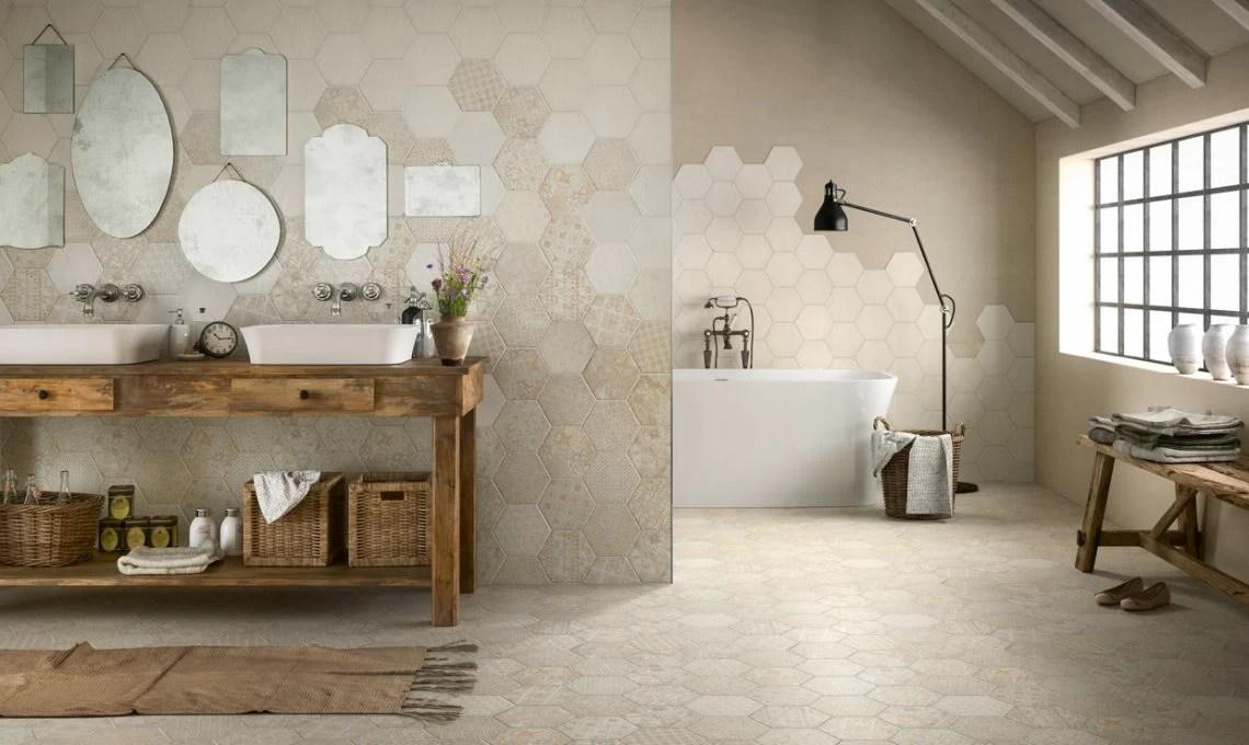 Ristrutturare i nuovi rivestimenti per pareti e pavimenti
