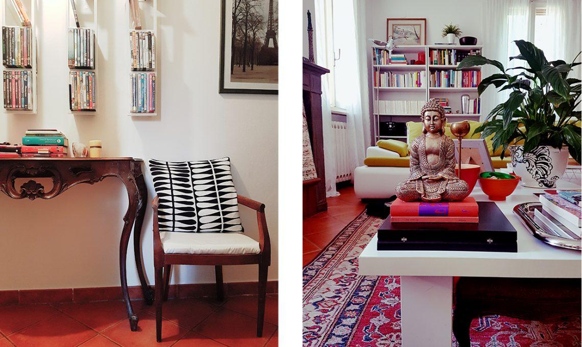 Moderno e antico arredare con stili a contrasto  CasaFacile