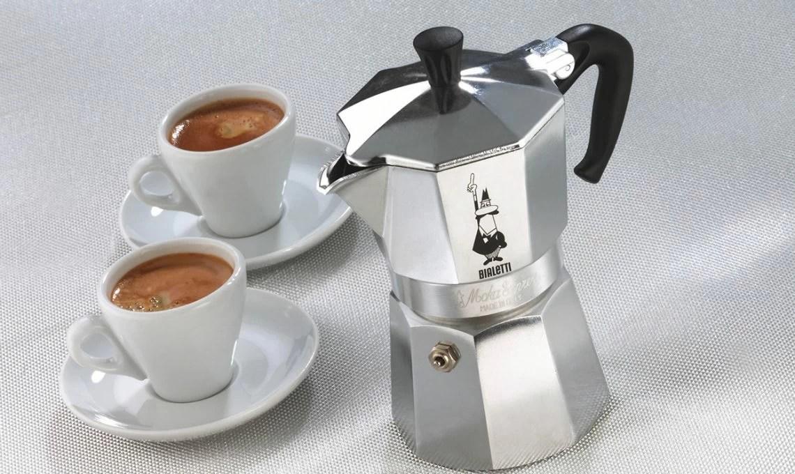 Moka Bialetti la storia della caffettiera icona del