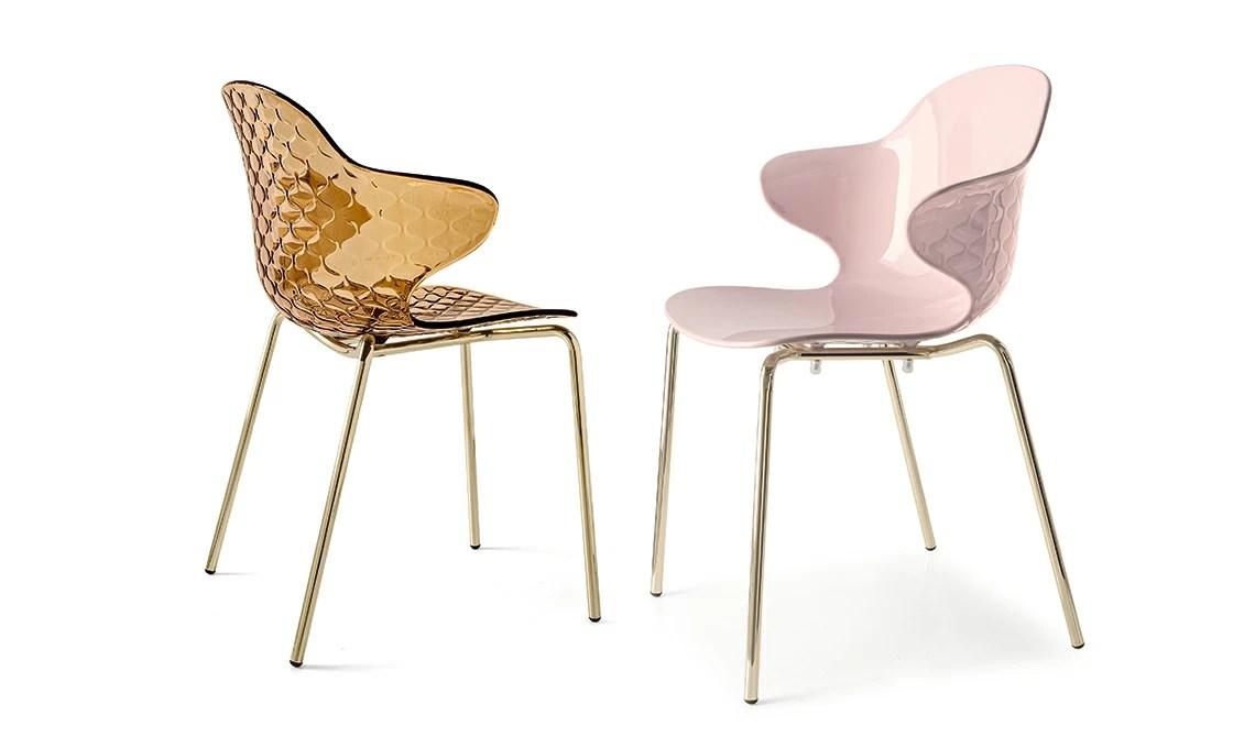 Come abbinare le sedie al tavolo moderno  CASAfacile