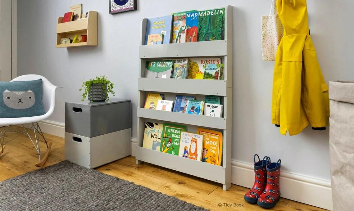 Librerie e tappeti per arredare la cameretta  CasaFacile
