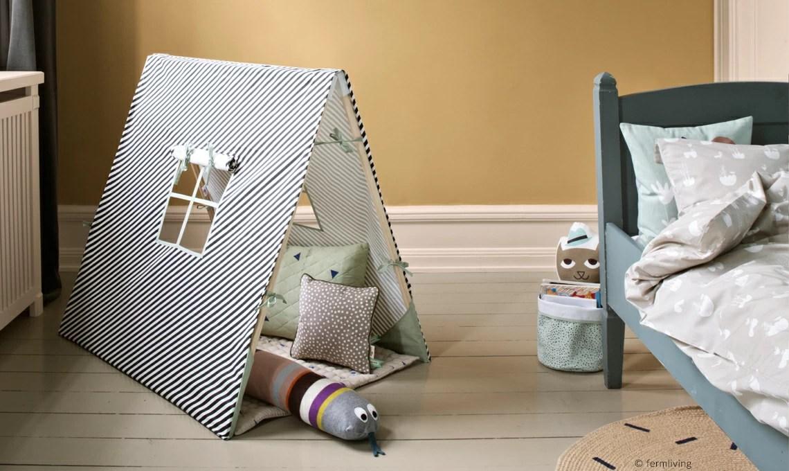 Baldacchini tende da indiani e casette per la cameretta dei bambini  CASAfacile