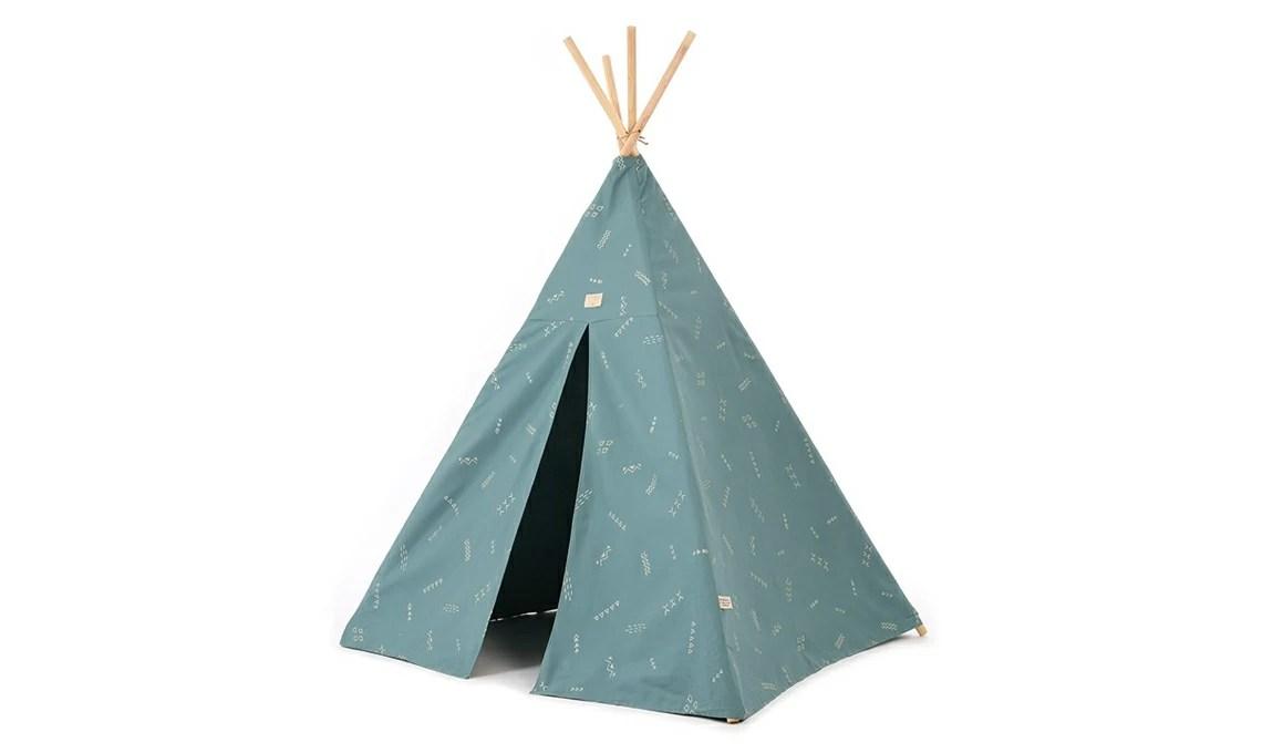 Baldacchini tende da indiani e casette per la cameretta